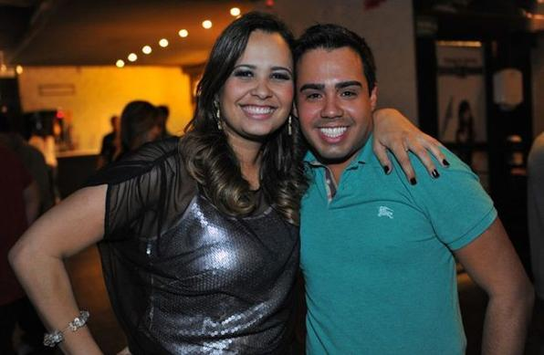 Adriana Samartini e Thiago Miranda  - Luis Xavier de Frana/Esp. CB/D.A Press
