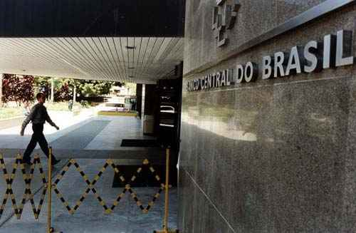 Fachada do Banco Central  (Edson G�s/CB/D.A Press)